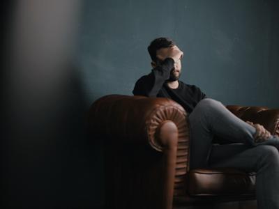 ansia e pensieri negativi